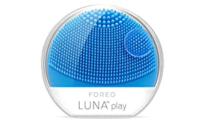 FOREO LUNA play Facial Cleanser Brush Aquamarine Ultra-Portable