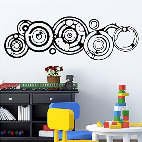 andaufkleber Selbstklebende Kunst Tapete Decor Wohnzimmer Schlafzimmer Abnehmbare Diy Pvc Home Dekoration Zubehör ()