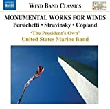 Monumental Works For Wind