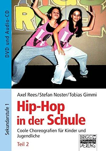 Preisvergleich Produktbild Hip-Hop in der Schule: Teil 2: DVD und Audio-CD