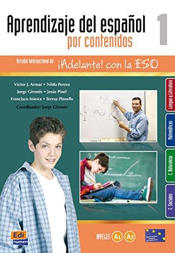 Aprendizaje por contenidos. Libro del alumno. Per le Scuole superiori. Con espansione online: 1