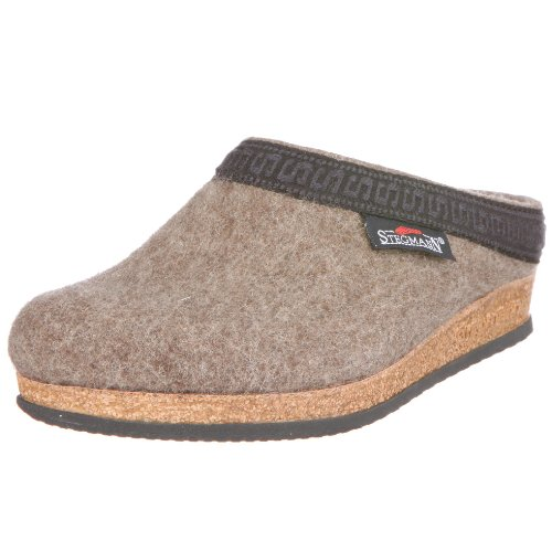 Stegmann 108 , Chaussons mixte adulte Braun (brown 8811)