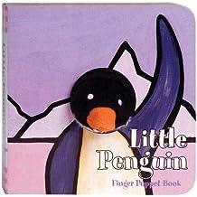 Little Penguin: Finger Puppet Book