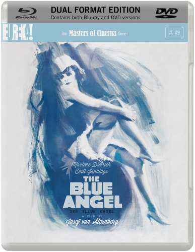 THE BLUE ANGEL [DER BLAUE ENGEL] (Masters of Cinema) (DUAL FORMAT) [Reino Unido] [Blu-ray] 51j84SPajNL