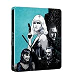 Atomic Blonde Steelbook UK Limited Edition Steelbook Region Free