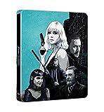 Atomic Blonde Steelbook UK Limited Edition Steelbook Region Free