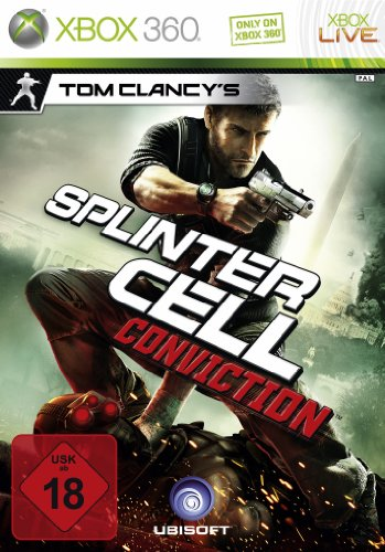 Splinter Cell - Conviction (Tom Clancy) [Software Pyramide]