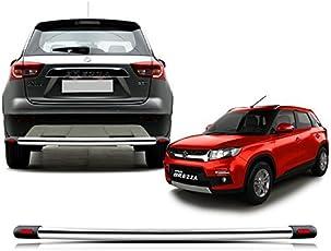 """Bully Premium Rear Bumper Guard For Maruti Suzuki Vitara Brezza- Jumbo 2.5"""""""