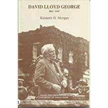 David Lloyd George: Welsh Radical as World Statesman (St.David's Day)