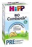 leche para bebés Hipp Bio Combiotik - de 1 año, 12 Pack (12 x 600g)