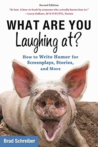 What Are You Laughing At?: How to Write Humor for Screenplays, Stories, and More (English Edition)