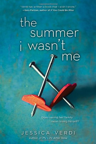 The Summer I Wasn't Me -