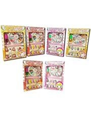 Confidence Nail Art Kit Tools, Accessory for Girls - Set of 6
