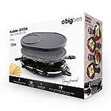 Bigben Interactive RG004 Raclette-Grill und Grill