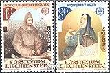 Prophila Collection Liechtenstein 816-817 (kompl.Ausg.) 1983 Große Werke (Briefmarken für Sammler)