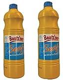 Bautz'ner - Senf mittelscharf - 1000ml (Doppelpack)