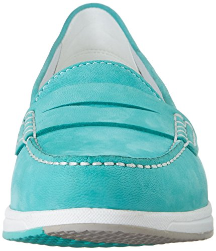 Geox Avery C, Mocassini Donna Turchese (WATERSEA C3003)