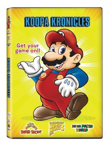 Super Mario Bros. Super Show! Koopa Kronicles by Super Mario Brothers