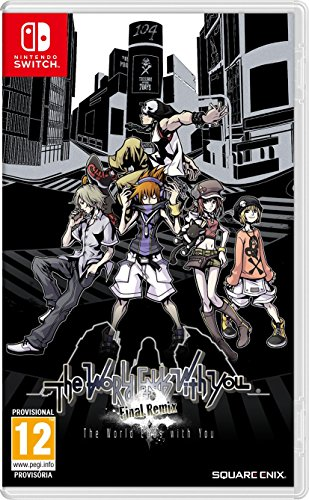World Ends with You: Fina
