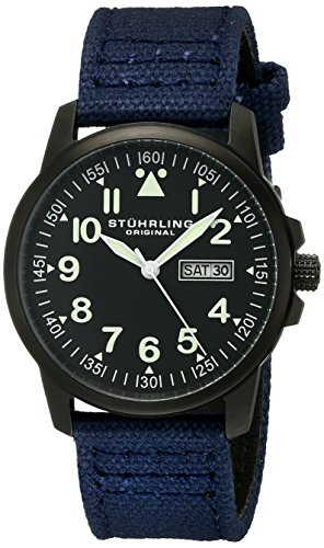 51j8DFCs5NL - Stuhrling Original Green Mens 850.03 watch