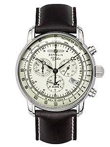 Zeppelin Men's Watch 100Jahre Zeppelin Chronograph 8680Series 3