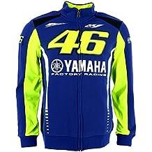 Valentino Rossi VR46 Moto GP M1 Yamaha Factory Racing Team Capucha Oficial 2017