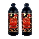 Tesori d'Oriente Gel/Crème Douche/Bain Hydratante Rituel du Japon 500 ml - Lot de 2