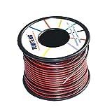 Fil électrique de Calibre 22 TUOFENG Bobine de 30 mètres Câble de rallonge à 2...