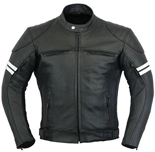 franklin-motorbike-leather-protection-jacket-m
