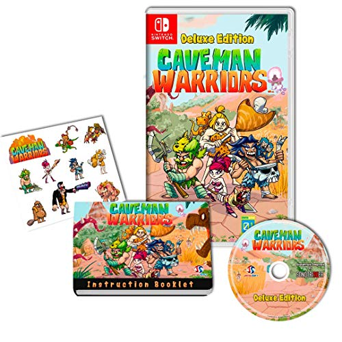 Caveman Warriors DeLuxe