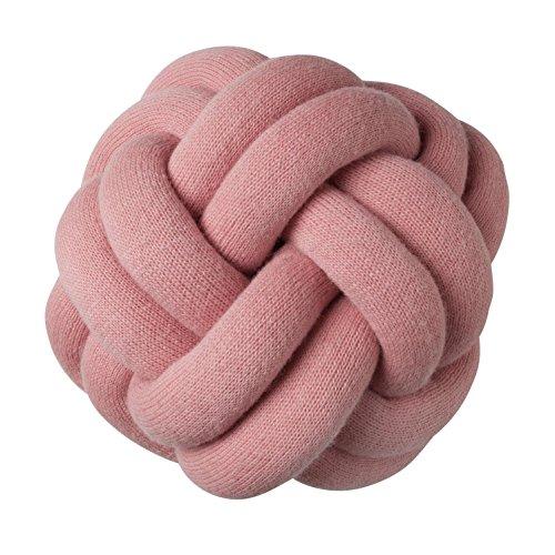 Design House Stockholm - Knot Kissen, pink