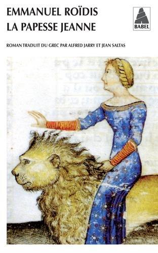 La papesse Jeanne : roman