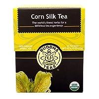 Cornsilk Tea - Organic Herbs - 18 Bleach Free Tea Bags