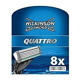 Wilkinson Sword - 2974095-8 lames Quattro