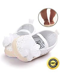 0616ec1596f20 Amazon.fr   Blanc - Chaussures bébé fille   Chaussures bébé ...