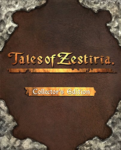 Tales of Zestiria Collectors Edition PS4