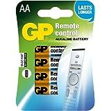 GP Battery 03015RCC4 télécommande Alkaline APC (AA, Mignon 4-pack)