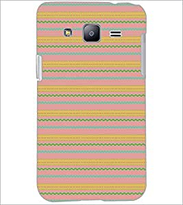 PrintDhaba Pattern D-5151 Back Case Cover for SAMSUNG GALAXY J2 (Multi-Coloured)