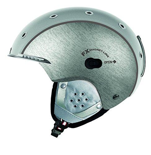 Casco Modell Airwolf Ski Snowboard Helm [Brillen nicht im Lieferumfang enthalten]