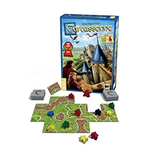 Devir – Carcassonne, juego de mesa (versión en castellano)