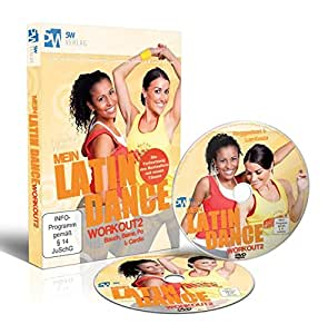 Mein Latin Dance Workout 2 - Bauch, Beine, Po & Cardio [Import allemand]