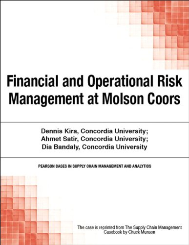 financial-and-operational-risk-management-at-molson-coors-pearson-cases-in-supply-chain-management-a