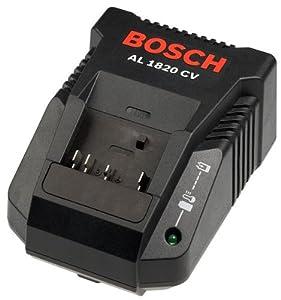 Bosch 2607225426 7.2V - 24V AL 1820 CVV Quick Multivolt Charger for Bosch Batteries
