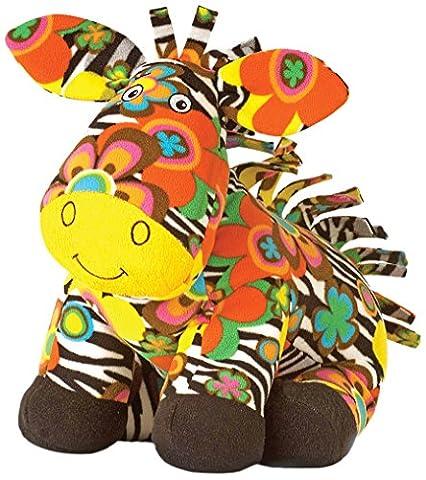 Melissa & Doug 17150 Zelda Zebra Plush Toy