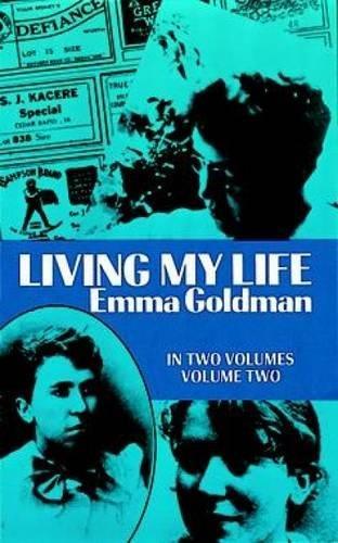 002: Living My Life, Vol. 2: Autobiography: v. 2