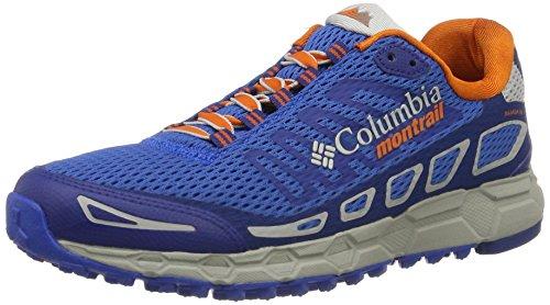 Columbia Herren Bajada Iii Traillaufschuhe Blau (Royal/heatwave 476)