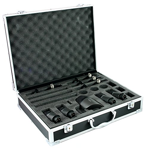 Red5 Audio RVK5 5 Piece Drum Microphone Mic Set