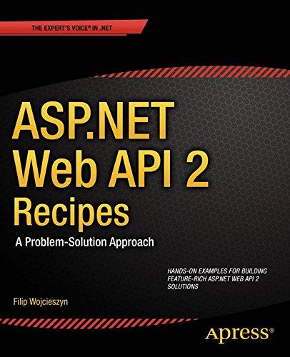 eBooks Online Textbooks: ASP.NET Web API 2 Recipes: A Problem-Solution Approach MOBI