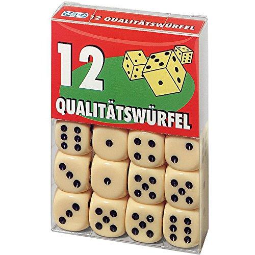 Ravensburger 27097 Boîte de 12 dés