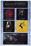 Magnettes 'Game of Thrones' - Set Magnets C